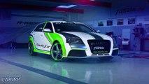 SLIDES fostla.de Audi RS3 Safety Car 2015 2.5 Turbo 450 cv 61,3 mkgf 310 kmh 0-96 kmh 4 s