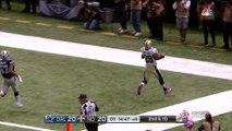 Jogada imperdível da semana - Drew Brees, New Orleans Saints