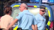 Inondations dans les Alpes-Maritimes - La mobilisation de la Gendarmerie nationale