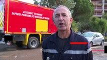 Inondations dans les Alpes-Maritimes - La mobilisation des sapeurs-pompiers
