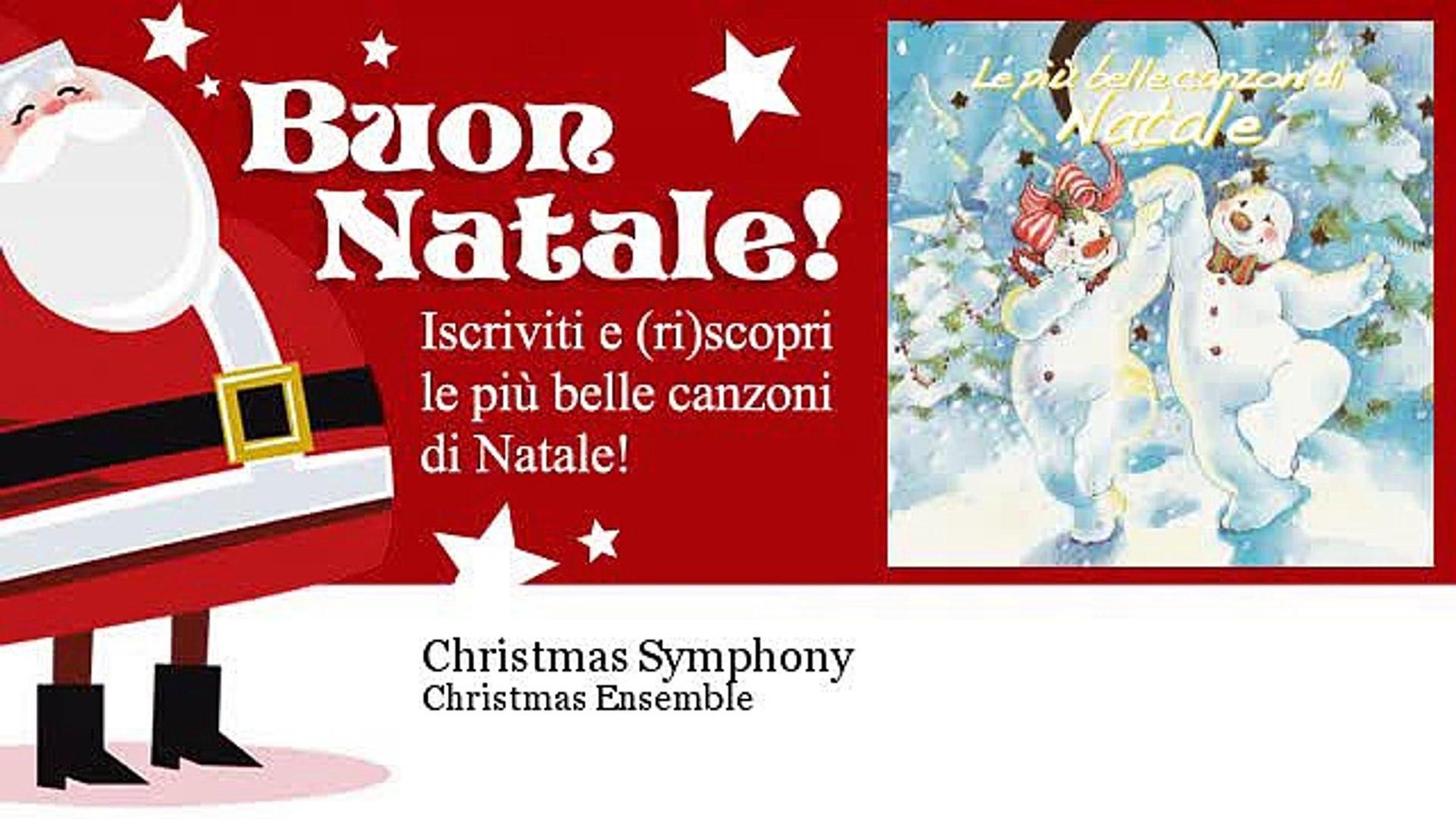 Christmas Ensemble - Christmas Symphony