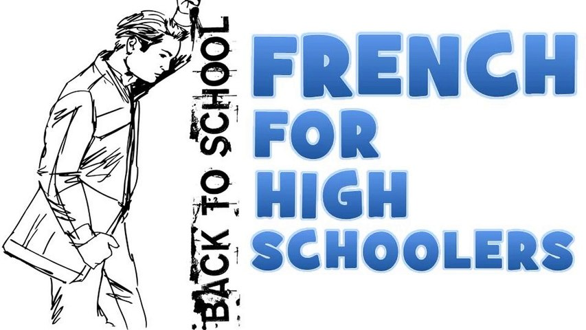 French for Junior high school # Part 9