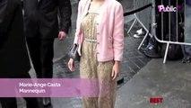 Exclu Vidéo : Vanessa Paradis et Lily-Rose Depp : elles font la paire au défilé Chanel !