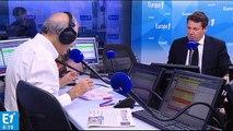 """Inondations : """"entre 200 et 300 millions d'euros de dégâts"""", selon Estrosi"""