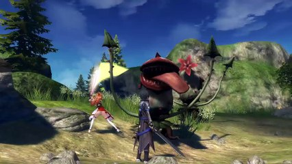 Sword Art Online: Hollow Realization PS4 PS Vita trailer de Sword Art Online: Hollow Realization