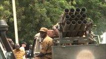 Burkina Faso : cérémonie de désarmement des ex-putschistes