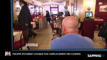 Cauchemar en cuisine - Philippe Etchebest choqué en découvrant l'emplacement des cuisines d'un restaurant