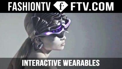 The Future of Fashion Interactive Wearables! | FTV.com