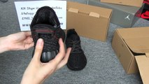 Authenitc Adidas Yeezy 350 Boost black low