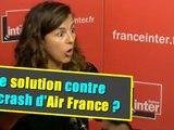 Les bons mots de Nicole Ferroni sur le crash d'Air France (octobre 2015)