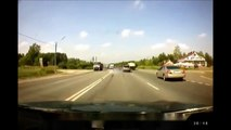 Crazy Russian drivers ★ 7