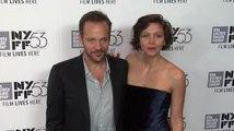 Peter Sarsgaard And Maggie Gyllenhaal At Experimenter Screening