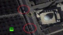 Les terroristes cachent leurs unités techniques près d'installations civils