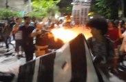 Un policier se venge d'un manifestant en lui tirant dessus (Brésil)