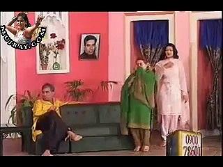 punjabi stage drama clips 1