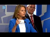 Arantza Quiroga retira la moción sobre ETA