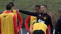 Sir Alex Ferguson- Ryan Giggs könnte schon United-Coach sein _ Manchester Unite