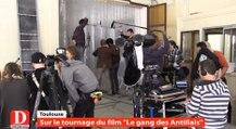 """Sur le tournage du """"Gang des Antillais"""", à Toulouse"""