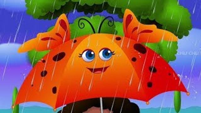 Rain, Rain, Go Away Nursery Rhyme With Lyrics - Cartoon Animation Rhymes & Songs for Child