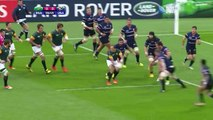 Allende opens his Springboks account -South Africa vs  USA - Rugby World Cup 2015