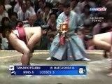 Sumo : Aki Basho 2004 - Days 10 11 12