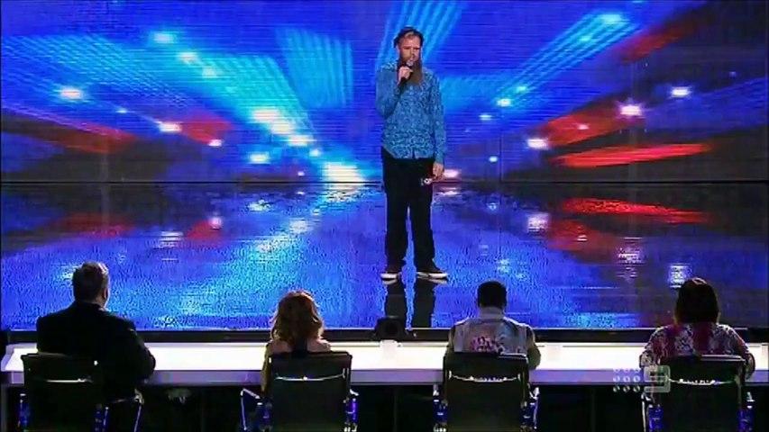 Australia's Got Talent   Tommy Franklin   Salty Rain