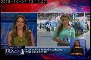 Con varias ferias Guayaquil vive sus fiestas
