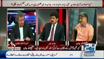 Dr. Shahid Masood Is Not A Journalist - Hamid Mir Views About Dr. Shahid Masood