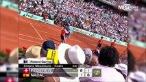 Rafael Nadal Vs Roger Federer Roland Garros 2006 Final Highlights HD