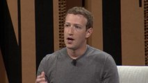 The New Establishment - Mark Zuckerberg: Virtual Reality Might Be Coming to Your Baby Photos