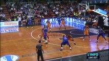 Basket. Pro A : Le MSB s'impose face à Paris Levallois 65-59