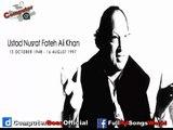 Jhule Jhule Lal  Dam Mast Qalandar - On Shahbaz Qalandar - Nusrat Fateh Ali Khan Qawwali