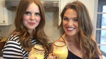 Vegan Snack & Fresh Cocktails (My Dancing Kitchen with Claire of Kitchy Kichen!)