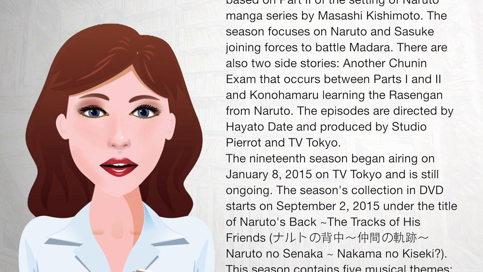 List of Naruto- Shippuden episodes (season 19)