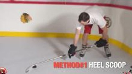 5 ways to pick up the puck off the ice
