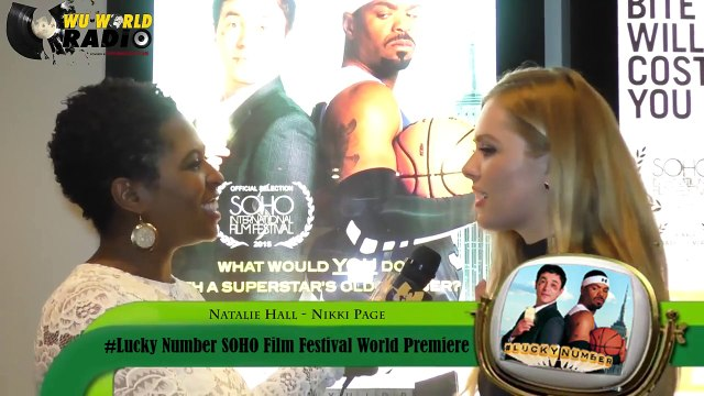 Wu-World Radio - Interview with #Lucky Number Star Natalie Hall