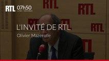 """Éric Woerth : """"La France n'est pas une race"""""""