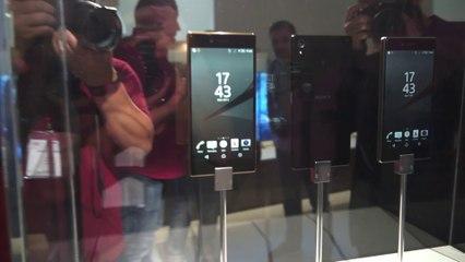 Présentation du Sony Xperia Z5 Premium (IFA 2015)