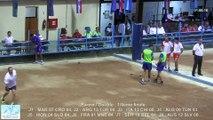 Huitièmes de finale double, Sport Boules, Mondial Seniors, Rijeka 2015