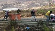 Trois manifestants palestiniens blessés par des soldats israéliens infiltrés