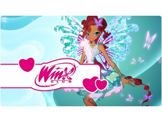 Winx Club - Aisha - Un'energia… contagiosa!