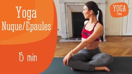 Yoga pour détendre la nuque et les épaules