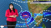 Weather Forecast for October 09, 2015 Skymet Weather