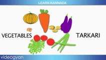 Learn English through Kannada - 10 Basic English Words in