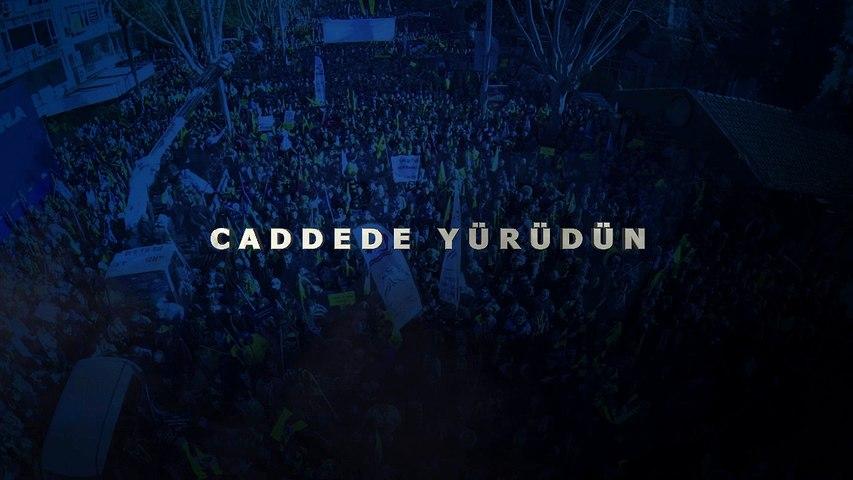 11 Ekim Pazar Büyük Fenerbahçe Yürüyüşü