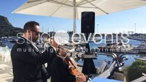 Studio Events @ villa Scalera - Trio piano contrabbasso e tromba DEMO II