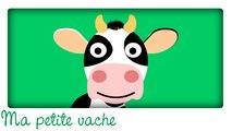 Ma petite vache (comptine pour apprendre à compter)