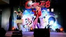 [Part 08-14][03 October 2015] Audition OISHI World Cosplay 8