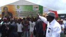 Présidentielle ivoirienne : Ouattara chez Gbagbo