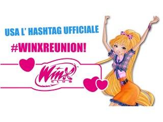 Winx Worldwide Reunion - Condividete il vostro videomessaggio!